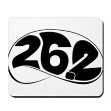 Chicago 26.2 Mousepad