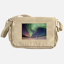 Alaska Aurora Messenger Bag