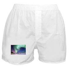 Alaska Aurora Boxer Shorts
