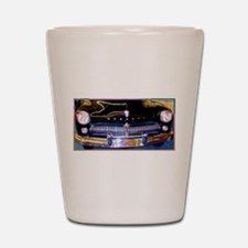 Ford, Mercury, Car, retro, Shot Glass