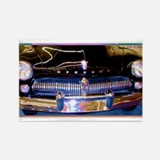 Ford, Mercury, Car, retro, Rectangle Magnet