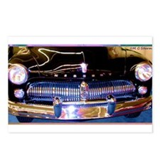 Ford, Mercury, Car, retro, Postcards (Package of 8