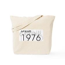Original 1976 Tote Bag