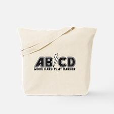 Work Hard Tote Bag