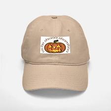 Gaelic Carved Pumpkin Baseball Baseball Baseball Cap