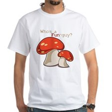 Whos A Fun Guy Shirt