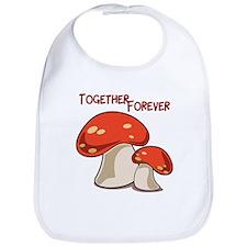 Together Forever Bib