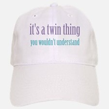 Twin Thing 2 Baseball Baseball Cap
