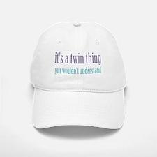 Twin Thing 2 Baseball Baseball Cap
