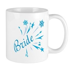 Winter Bride Mug