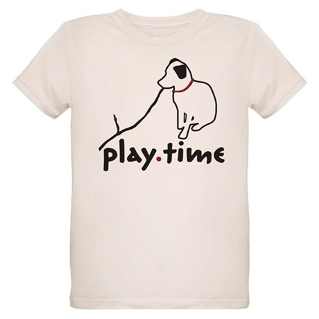 Play Time Organic Kids T-Shirt