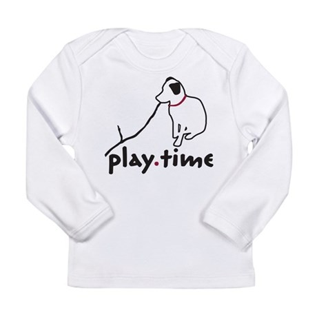 Play Time Long Sleeve Infant T-Shirt