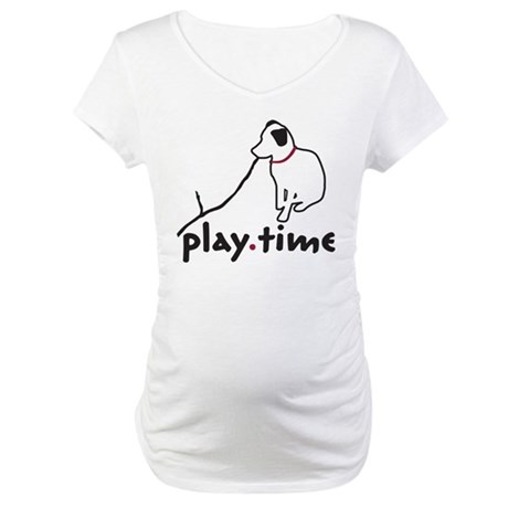 Play Time Maternity T-Shirt