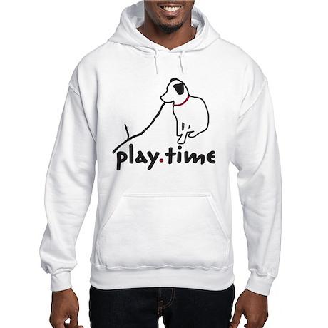 Play Time Hooded Sweatshirt
