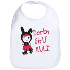 Roller Derby - Derby Girls Rule Bib
