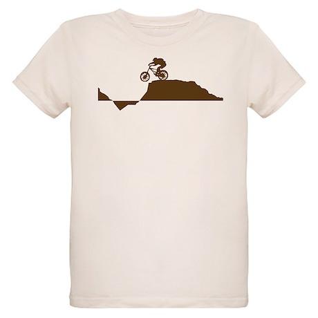 Mountain Bike Organic Kids T-Shirt