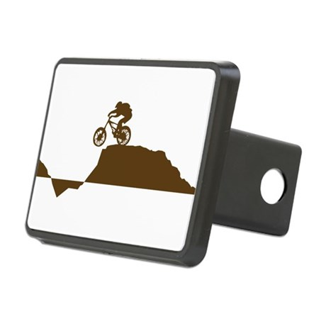 Mountain Bike Rectangular Hitch Cover