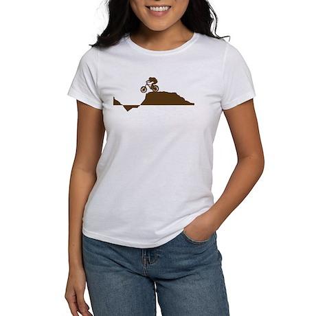 Mountain Bike Women's T-Shirt