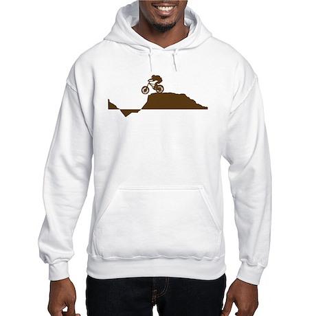 Mountain Bike Hooded Sweatshirt