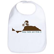Mountain Bike - Keep Calm Bib