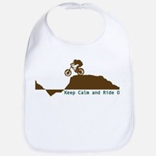 Mountain Bike - Keep Calm Bib