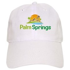 Palm Springs Baseball Cap