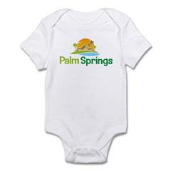 Palm Springs Infant Creeper