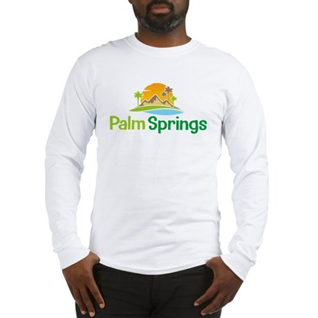 Palm springs long sleeve t shirt for T shirt city palm springs