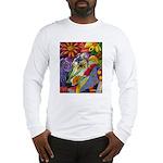Flora Pastel Long Sleeve T-Shirt