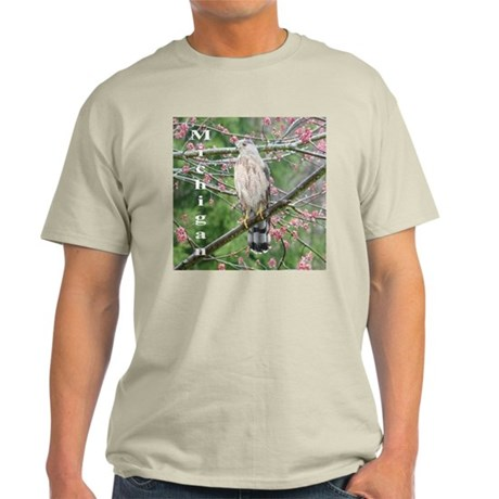 Cooper's Hawk Light T-Shirt