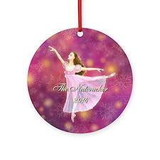 Nutcracker 2014 Ornament (round)