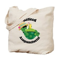 Retired Acupuncturist Gift Tote Bag