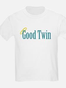 Good twin Kids T-Shirt