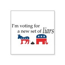 I'm voting for a new set of Liars Square Sticker 3