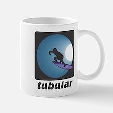 Tubular Retro Surf Design Mug