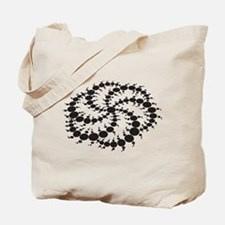 Crop Circles Consciousness Tote Bag