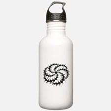 Crop Circles Consciousness Water Bottle