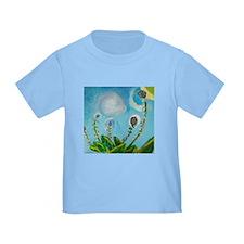 Painting by Deborah Medwin. Toddler T-Shirt