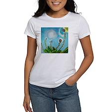 Painting by Deborah Medwin. Women's T-Shirt