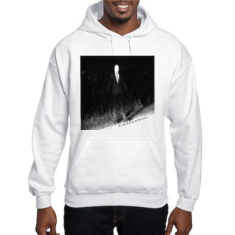 Slenderman Hooded Sweatshirt