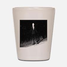 Slenderman Shot Glass