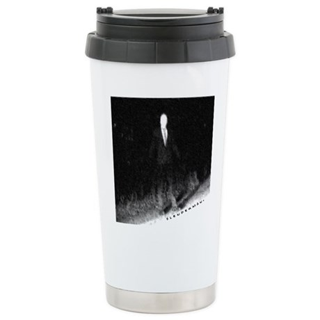 Slenderman Stainless Steel Travel Mug
