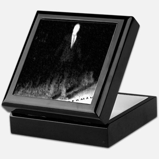 Slenderman Keepsake Box