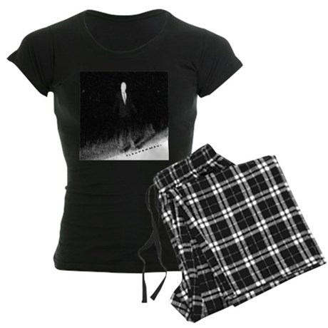 Slenderman Women's Dark Pajamas