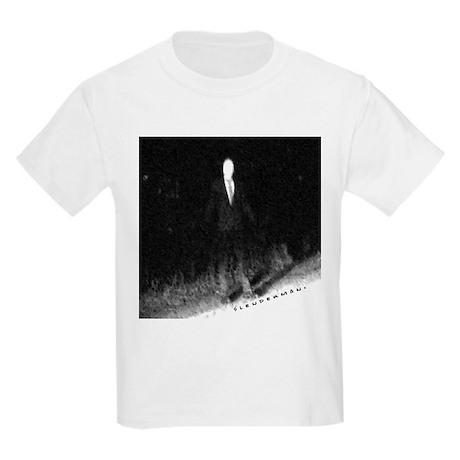 Slenderman Kids Light T-Shirt