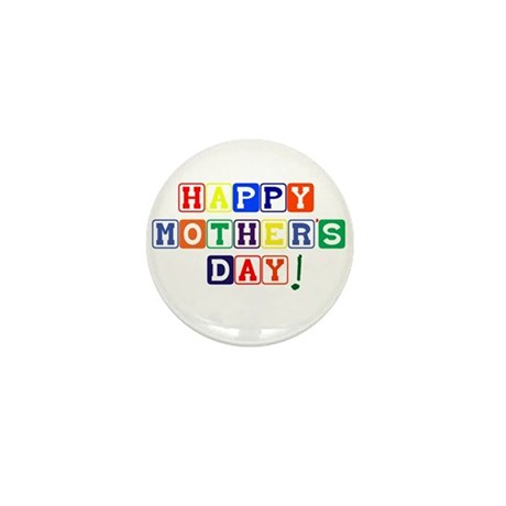 Happy Mothers Day.psd Mini Button