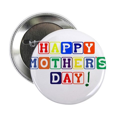 "Happy Mothers Day.psd 2.25"" Button (10 pack)"