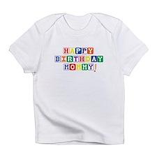 Happy Birthday Mommy.psd Infant T-Shirt