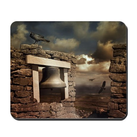 For Whom the Bell Tolls Mousepad