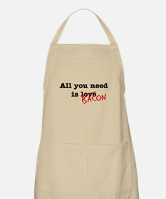 Bacon All You Need Is Apron